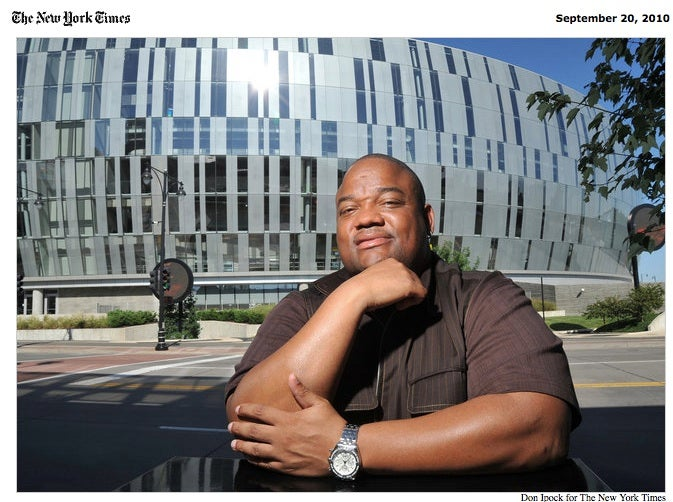This Photo Of Jason Whitlock Is Begging To Have A Hamburger Photoshopped Into It