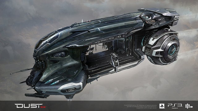 Dust 514 Wants You to Drive Convertible Two-Seaters of Death Into Its Warzones