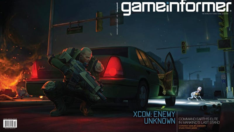 X-Com Returns to Turn-Based Strategy with Enemy Unknown