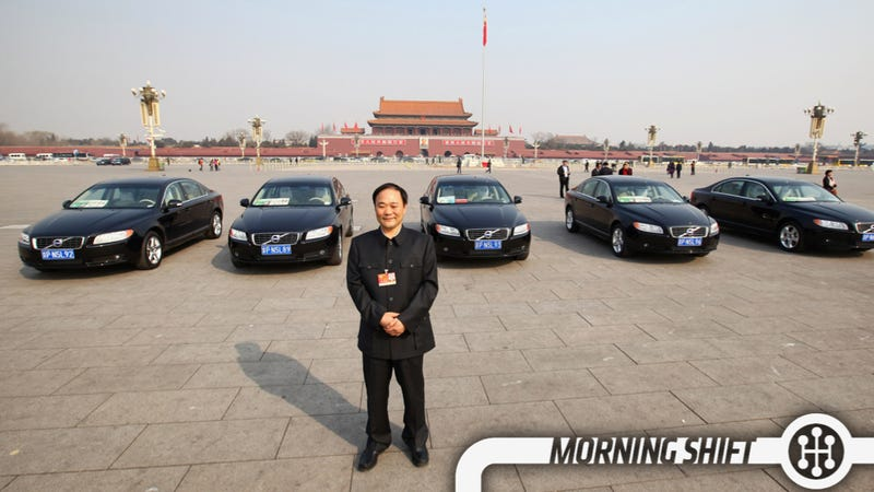 Why The Chinese Need To Try To Ruin Volvo In Order To Save It