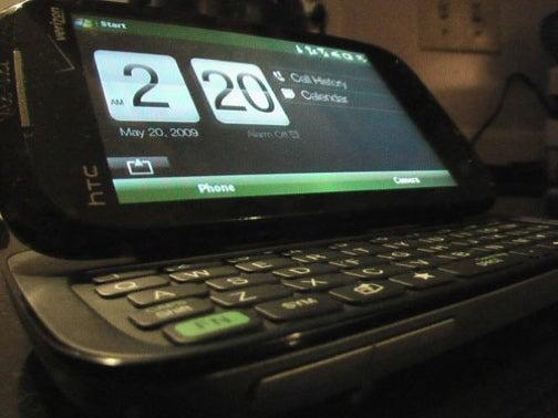 HTC Touch Pro2 Gets Verizon Branding