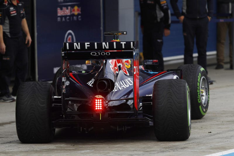 Newey Says F1's New Front Wings Make A Mess And Some Rules Are 'Funny'