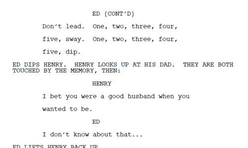 The Shit My Dad Says Pilot Script Lives Up to Its Name