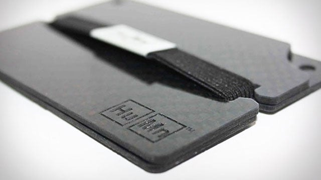 The HuMn Wallet Is an RFID-Blocking Wallet That Won't Look Like a Lump in Your Pocket