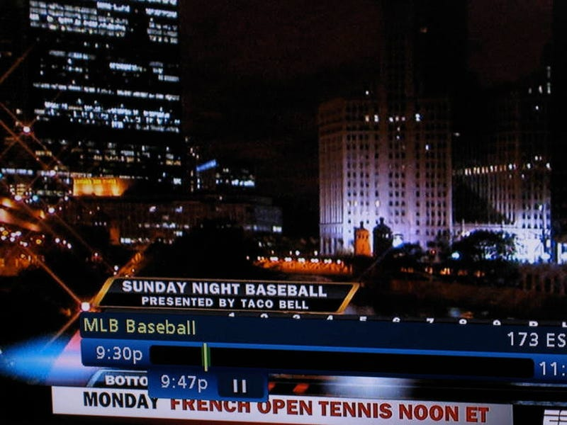 ESPN Engages In A Bit Of Time Travel