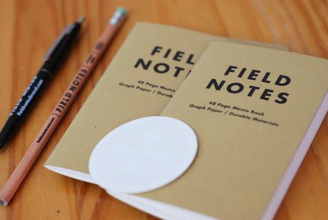 Field Notes Memo Books