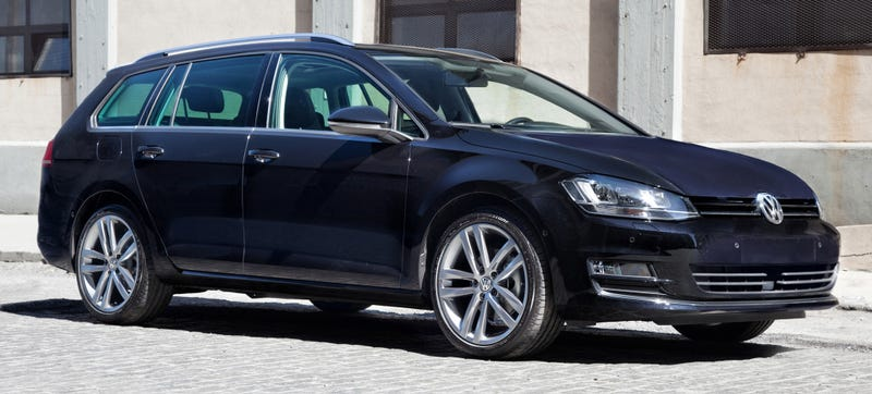 VW Will Bring An AWD Manual Diesel Wagon To America