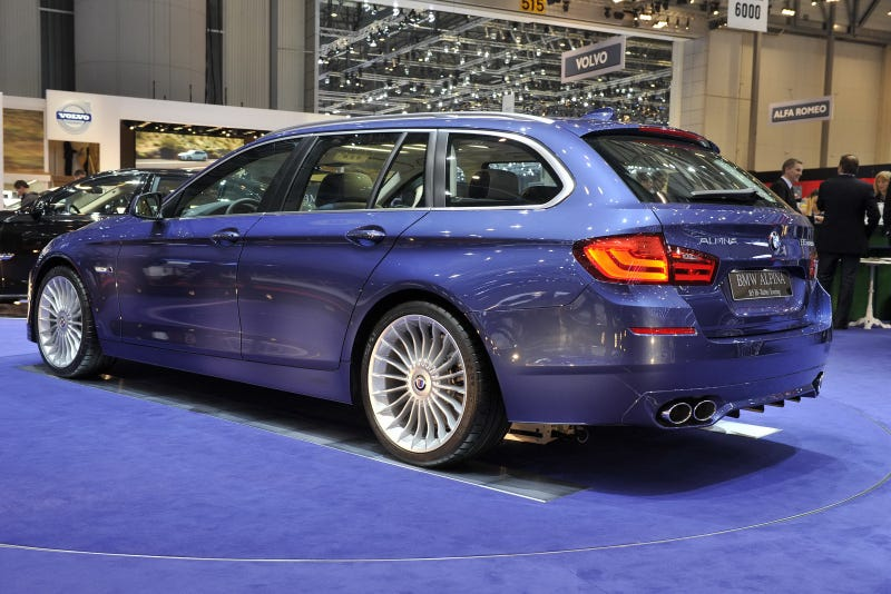 The Ten Fastest Station Wagons Ever Made