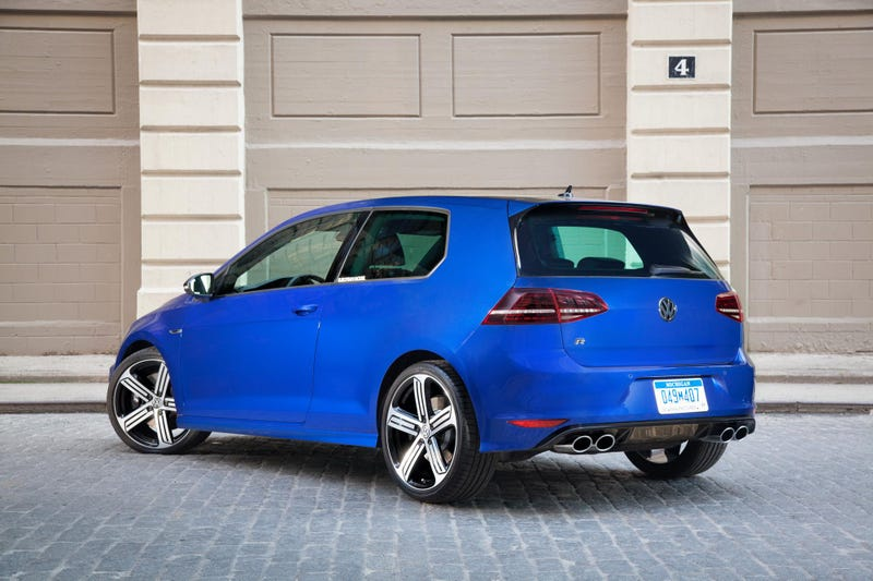 The One Change That Makes The 2015 Volkswagen Golf R So Much Better