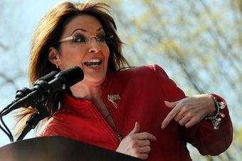 Sarah Palin Eats Organic Granola