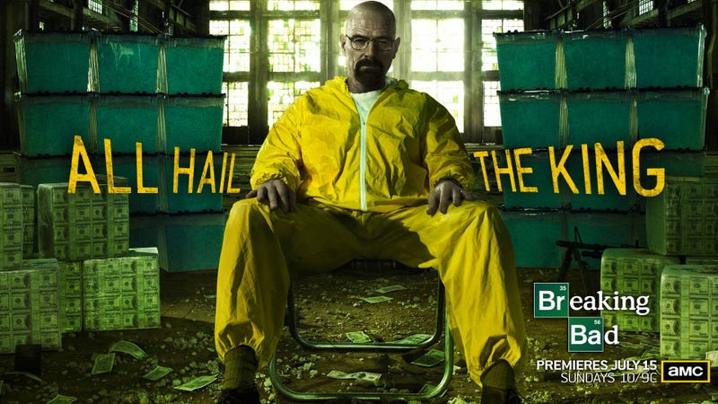 Breakdowns: Dreamworks Offered $75M For Three More Eps of Breaking Bad