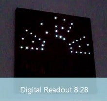 Craft an Analog Clock with Digital Guts and LED Animations