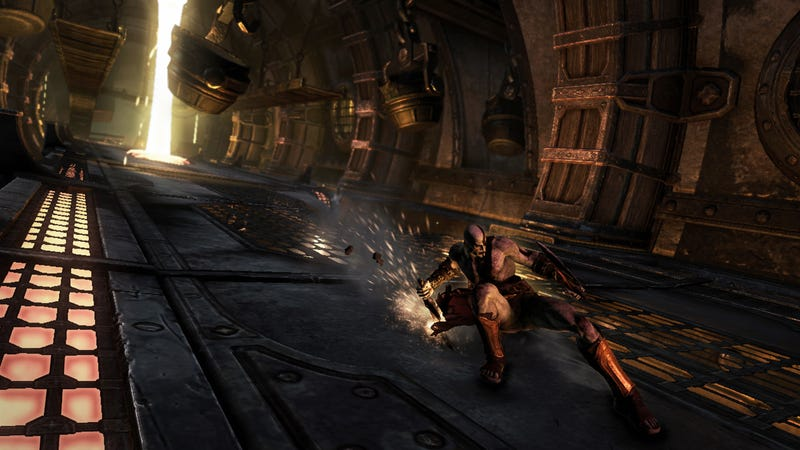 God Of War: Ascension Gives Kratos Even More Ways To Kill