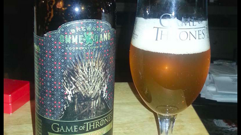Game of Thrones Gets Beer, But Is It Drinkable?