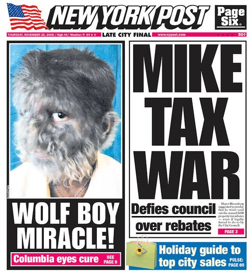 The Evil Genius of the New York Post