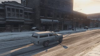 <i>GTA V</i> PC Mod Lets Players Explore Snowy North Yankton
