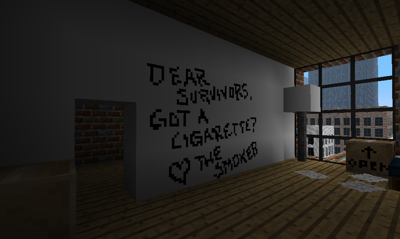 Left 4 Dead's Newest Campaign is in Minecraft