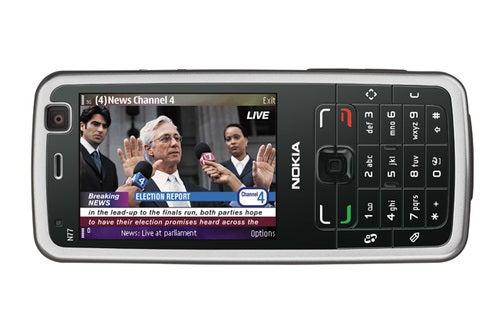 Nokia N77 Now Official: Mobile Widescreen TV, 3G