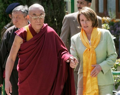 Nancy Pelosi And The Dalai Lama Are A Match Made In Nirvana!