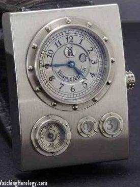 Vianney Halter Steampunk Watch