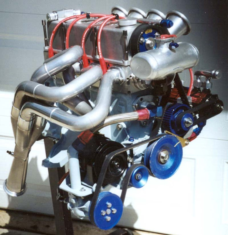 Engine Of The Day: Ford OHC