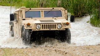 Here's What People Paid For The First Publicly Sold Surplus Humvees