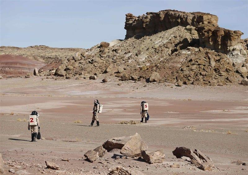 Los astronautas de una misión a Marte podrían morir de aburrimiento