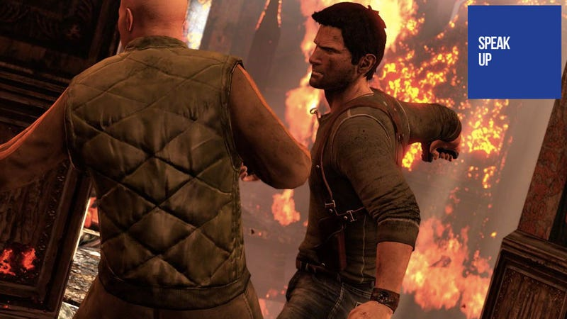 What's Not to Like About the Uncharted Series?