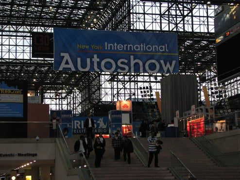 2008 New York Auto Show: The Top Ten Galleries