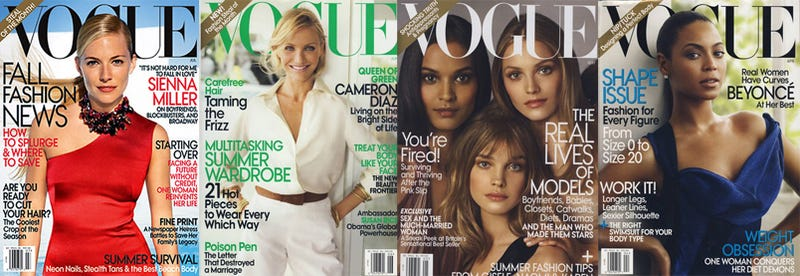 5 Guesses Why Vogue Is Hurting