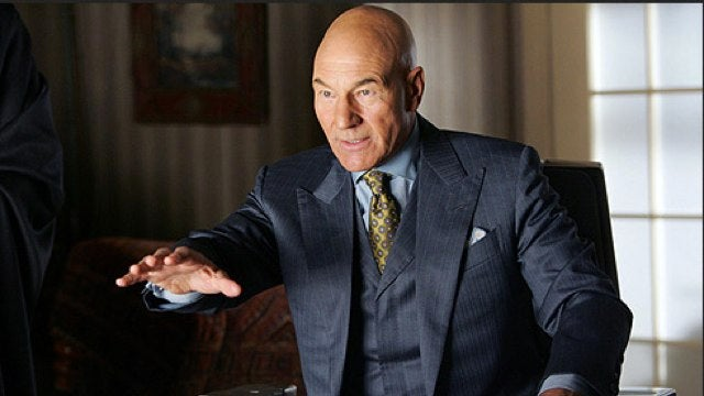 Patrick Stewart confirms his return as Professor X!
