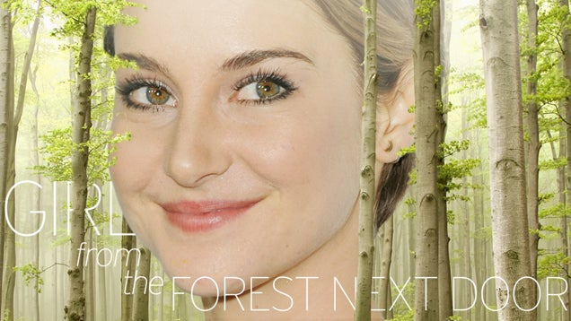 Your Guide to Shailene Woodley, America's Sacred Moonchild