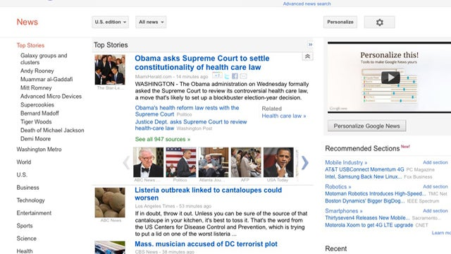 Best News Aggregator?