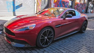 The Sadomasochistic Joy Of Driving A $300K Aston Martin In New York