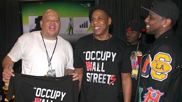 Jay-Z Says He Didn't Understand Occupy, But That Didn't Stop Him from Profiting Off It with T-Shirts