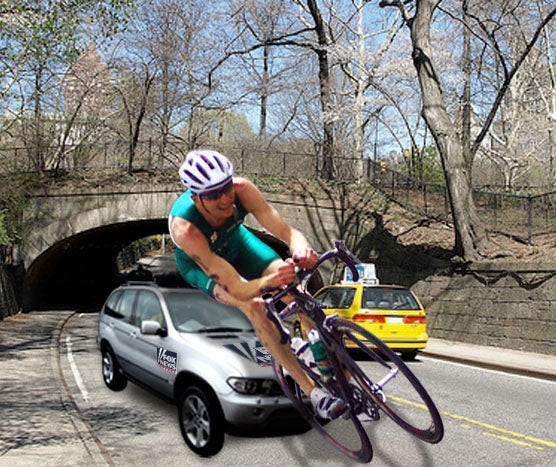 Exclusive: Fox Newser Accused of Dragging Cyclist Through Central Park
