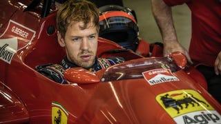 Confirmed... Finally: Sebastian Vettel to Ferrari for 2015