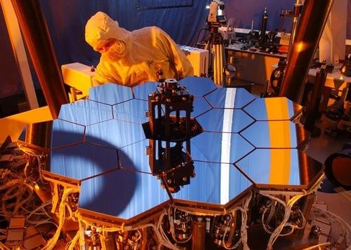 The Incredible Mirrors of the James Webb Space Telescope