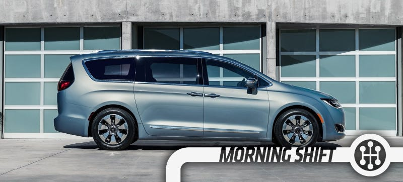 Fiat Chrysler's $2.65 Billion Bet On The Minivan