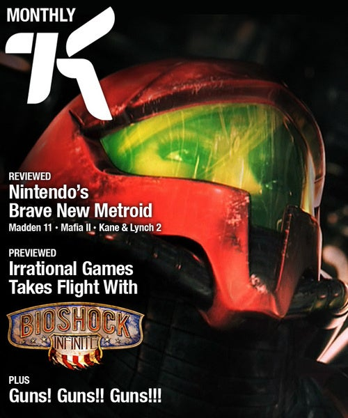 K Monthly - August 2010