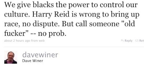 Are Powerful 'Blacks' After Harry Reid?