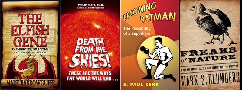 A Quartet of Science Nonfiction Tales That Will Make You Explode