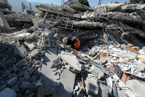 Second Earthquake Hits Haiti