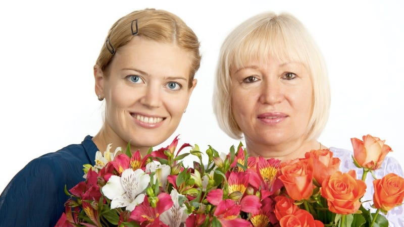 Nature Invented Menopause to Keep Your Mother-In-Law From Hating You