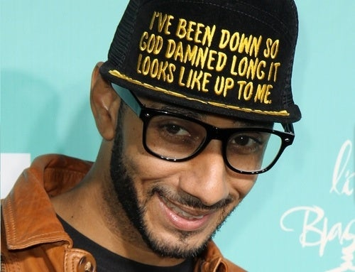 Swizz Beatz Agrees to Hang Out With NYU Kids For a While