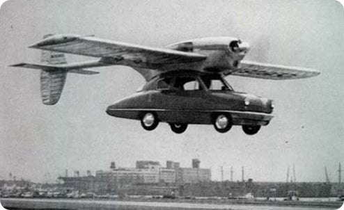 DARPA Looking For Someone To Build Flying Cars