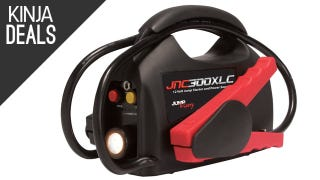 These Discounted Jump Starters Ensure Your Car Will Always Start