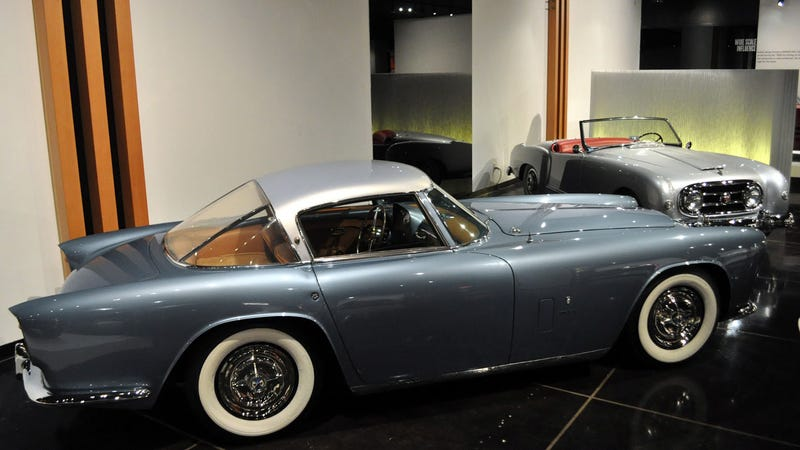 This Forgotten Car Should Have Been Chrysler's Corvette