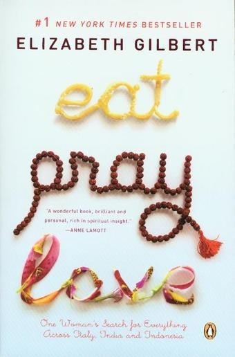 Hey Ladies! Now You Can Be Even More Jealous of Eat, Pray, Love