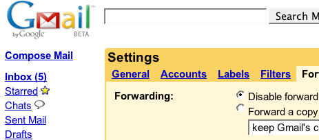 Gmail Product Manager on IMAP and Greasemonkey
